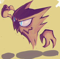 Haunter 2 by BlumanX