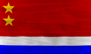 Flag of the Union State by rubberduck3y6