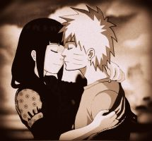 NaruHina - Loving Touch. by lerine95