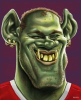 Rooney by BillCorbett