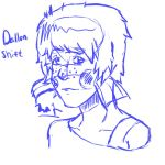 Dallon Shift quick sketch by DoctorPabu