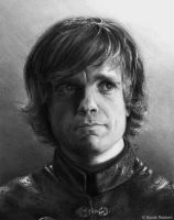 Tyrion Lannister by Quelchii