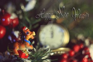 Happy New Year!!! by KaterinaRaed