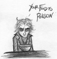 Beethoven Hates Your Food by MichellePrebich