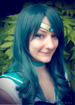 Sailor Neptun - Sailor Moon - Cosplay by Crazy-Kiwii