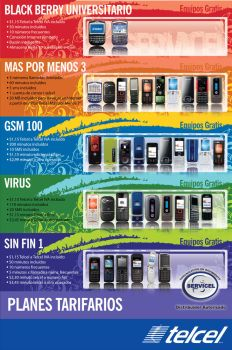 Poster Telcel by lievano