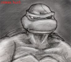 Future Raphael Movie ver. by theblindalley