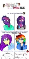 Double Meme with Jam by souleaterevans1238