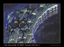 the collapse of Oort Cloud Station 3 by fraterchaos