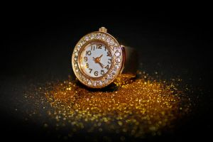 the Time by Mischaale