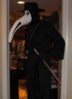 Plague Doctor Costume by Chellinian