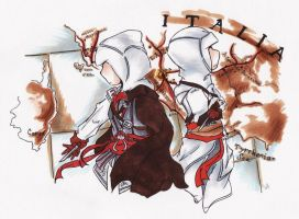 SS: Assassin's Creed by EndlessSummersDay