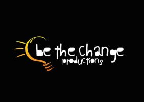 Be The Change Productions Logo by fifties