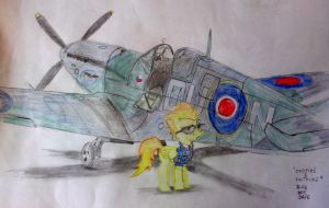 Spitfires by BlueBoxDave