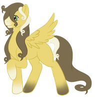 Male Pegasus Adopt Auction [CLOSED] by Sharkpocalypse