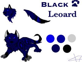 Black Leopard's reference by Aelita-wolf