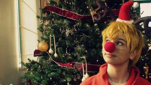 Naruto - My x-mas wish by UnisonCosplayers