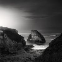 Sharkfin Cove by sciph