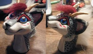 Kira Flurry mini Scupture by Monoyasha