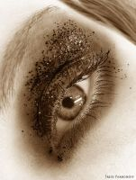 the Eye_sepia by Rilrae