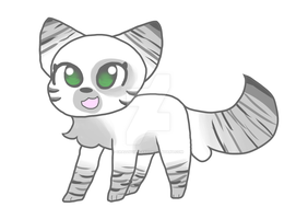 Kitten Adoptable OTA by CrazzyCupcake