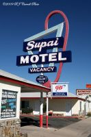 Supai Motel by rjcarroll