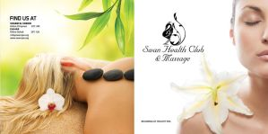 swan Spa  Brochure by creations-ad