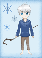 Jack Frost by CeruleanShadow