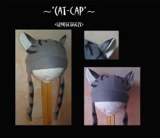 cat-cap by Felkyo