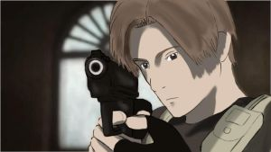 Leon Kennedy by WarpedGangComics