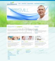 Dental Website Design by superlayout