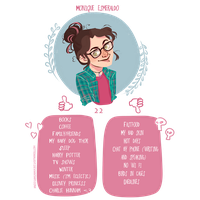 #MeetTheArtist thing by HetteMaudit