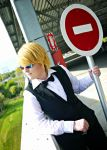 Shizuo: City Watch by DMinorChrystalis