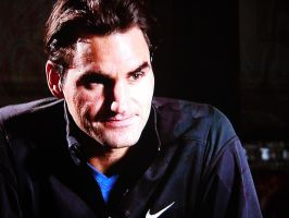 Roger Federer (Tennis). by asaluiphotography