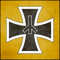 Iron Cross with Death Rune by Arminius1871