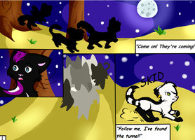 The Shadow Masters: Page 1 **TO BE REVAMPED** by TheCluelessCat