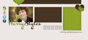 Harry Styles Theme No.2 by CuteEdits