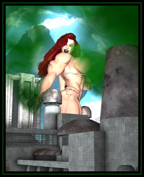 Nuclear Gift From Cele7110 by Giantess-Cassie