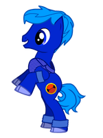 Robert Light Ponified by DestinyDecade