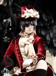 CIEL PHANTOMHIVE - Cosplay - RED by Shinkan-Seto