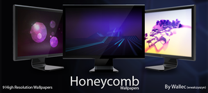 Honeycomb Wallpapers by wwalczyszyn