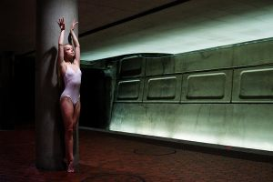 A Dancer in DC IV by HowNowVihao