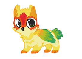 Macaw Bear thing: Kip by Magicpawed