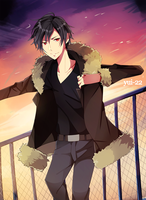 AT: ORIHARA IZAYA by yui-22