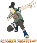 Research Subject #9 Pt I: Shikamaru by Tepheris