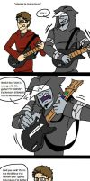 Guitar Hero by DragonRider13025
