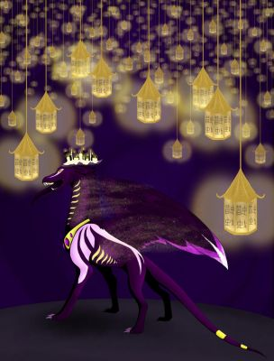 All the lights in the world by Tinetheeviltwin