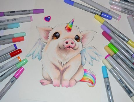 I'm a Pigasus! by Lighane
