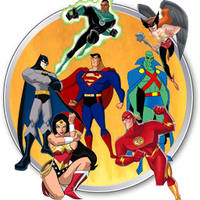 Justice League Icons by DarkSaiyan21