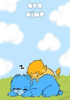 Nap Time by HastyLion